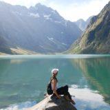 〈2カ国目〉ニュージーランド/New Zealand【15日目】<南島9日目>3つめのハイライト!ミルフォードサウンドへ。早起きして、絶景ドライブとトレッキング。