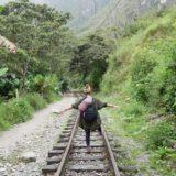 <5ヵ国目>ペルー/Peru【南米52日目】<クスコ3日目>今日は天空都市マチュピチュへ!クスコからバスと10kmの徒歩コースでマチュピチュ村へ移動。