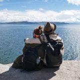 <5ヵ国目>ペルー/Peru【南米55日目】<プーノ1日目>深夜便でプーノ到着後すぐ、標高3800mチチカカ湖にある、浮かぶ人口の島ウロス島とタキーレ島の1日観光ツアーへ!