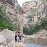 <6ヵ国目>ボリビア/Bolivia【南米59日目】<トロトロ1日目>コチャバンバ経由でトロトロへ移動。恐竜の足跡&キャニオン&滝の半日ツアーに参加!