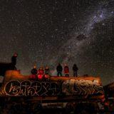 <6ヵ国目>ボリビア/Bolivia【南米66日目】<ウユニ4日目>宿で知り合った日本人みんなで列車の墓場へ星空観賞!