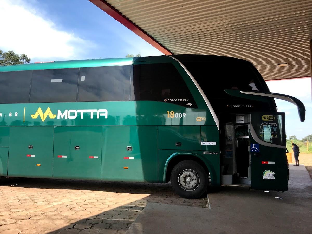 <8ヵ国目>ブラジル/Brazil【南米96日目】<夜行バス泊>カンポグランジからブラジリアへ、ついに、30時間の長距離夜行バス移動!