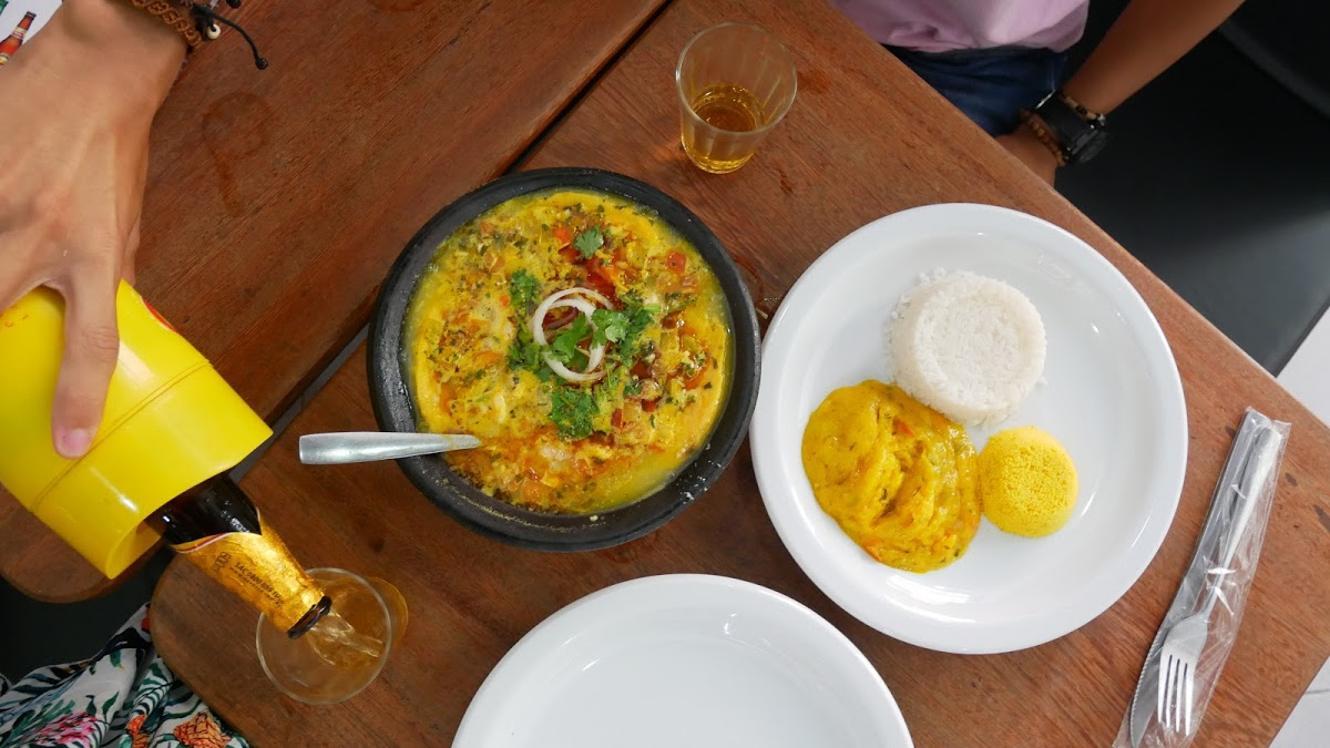 <8ヵ国目>ブラジル/Brazil【南米104日目】<夜行バス泊>再び!サルヴァドール市内観光。バイーア伝統料理「ムケッカ」が美味しすぎた。夜は夜行バスでレシフェへ移動!