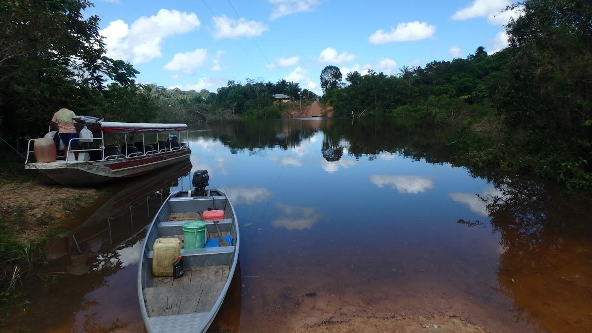 <8ヵ国目>ブラジル/Brazil【南米115日目】<アマゾン2泊3日ツアー1日目>アマゾンにドキドキ。イメージ通りのアマゾンの景色、そして思った以上に快適だしメンバーもよくて最高の初日!